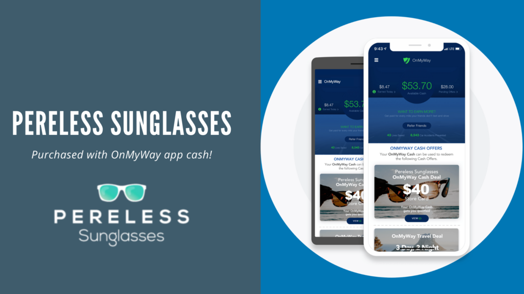 Choosing a new pair of glasses is about more than just protecting your eyes from the sun. With Pereless sunglasses, you can combine style with affordability